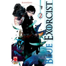 BLUE EXORCIST 2 - TERZA RISTAMPA
