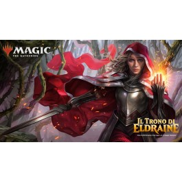 BOX DRAFT BOOSTER - THRONE OF ELDRAINE (36 BUSTE) - ENG