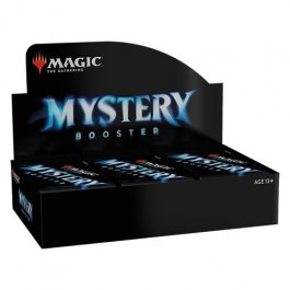 BOX MYSTERY BOOSTER (24 BUSTE) - ENG