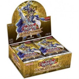 BOX YU-GI-OH! - DUELIST PACK: THE RIVALS OF THE PHARAOH - ENG