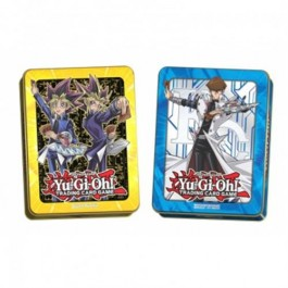BOX YU-GI-OH! - MEGA TINS 2017 DISPLAY (12 TINS) - ENG