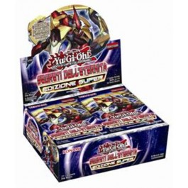 BOX YU-GI-OH! - SEGRETI DELL'ETERNITA' EDIZIONE SUPER