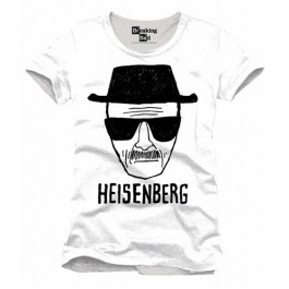 BREAKING BAD - TS002 - T-SHIRT HEISENBERG SKETCH HEAD M