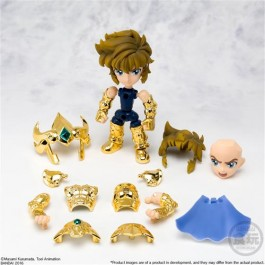 CAVALIERI DELLO ZODIACO - SAINTS COLLECTION - LEO AIOLIA - MINIFIGURE 9CM