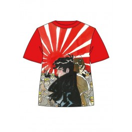 CORTO MALTESE - T-SHIRT - THE EARLY YEARS - L