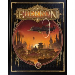 D&D 5.0 - DUNGEONS AND DRAGONS EBERRON: (ALTERNATE COVER) RISING FROM THE LAST WAR - ENG