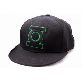 DC COMICS - CP1362 - ADJUSTABLE CAP LANTERNA VERDE LOGO