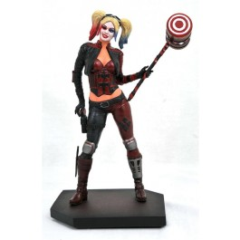 DC GALLERY - INJUSTICE 2 - HARLEY QUINN - STATUE 23CM