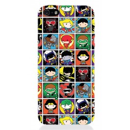 DCHIBI03 - COVER IPHONE 5 DC SUPERHERO'S BOX OPACA