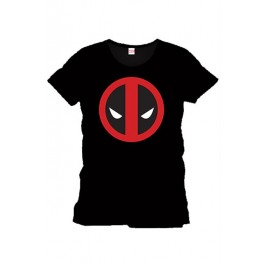 DEADPOOL - TS001 - T-SHIRT DEADPOOL LOGO M