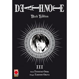 DEATH NOTE BLACK EDITION 3 (DI 6) - TERZA RISTAMPA