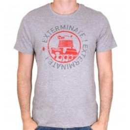 DOCTOR WHO - TS006 - T-SHIRT EXTERMINATE S