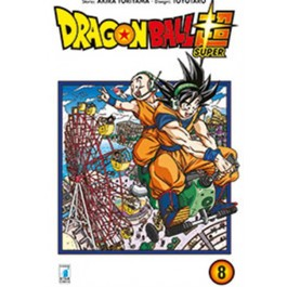DRAGON BALL SUPER 8