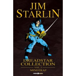 DREADSTAR COLLECTION VOL. 3 - MINDTRAP