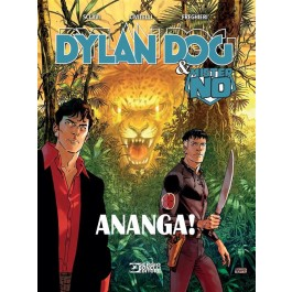 DYLAN DOG & MISTER NO - ANANGA!