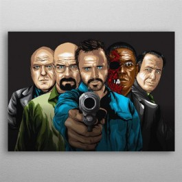 FANART - BREAKING BAD - 24681M - GROUP