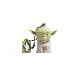 FD007528 - STAR WARS - CHIAVETTA USB 16GB - YODA THE WISE