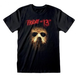 FRIDAY THE 13TH - T-SHIRT - MASK M