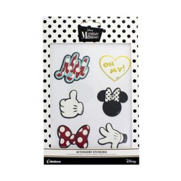GIFPAL450 - DISNEY - MINNIE MOUSE ACCESSORY STICKERS