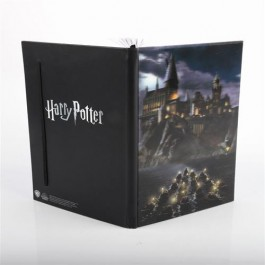 GIFWOW034 - HARRY POTTER - 3D NOTEBOOK - CASTELLO DI HOGWARTS