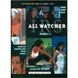 GLI INTEGRALI BD NUOVA SERIE: I.R.$. ALL WATCHER 1 DI 3 - CHI FERMERA' ALL WATCHER?