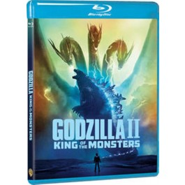 GODZILLA II - KING OF THE MONSTER - BLU-RAY