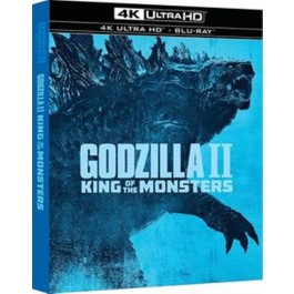 GODZILLA II - KING OF THE MONSTER - BLU-RAY 4K ULTRA HD