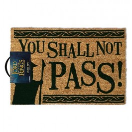 GP85071 - LORD OF THE RINGS - ZERBINO 40x60 - YOU SHALL NOT PASS