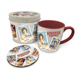 GP85475 - STRANGER THINGS - TAZZA CON SOTTOBICCHIERE - PHOTOS
