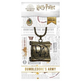 HARRY POTTER - JEWELLERY - DUMBLEDORE'S ARMY NECKLACE