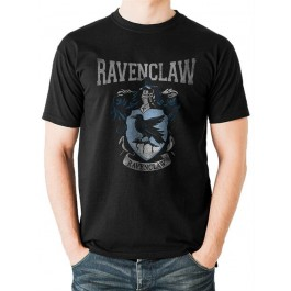 HARRY POTTER - T-SHIRT - HARRY POTTER - RAVENCLAW VARSITY CREST - S