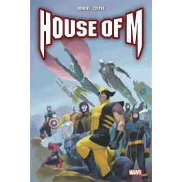 HOUSE OF M - MARVEL DELUXE