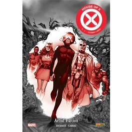 HOUSE OF X 1 - ARTIST EDITION