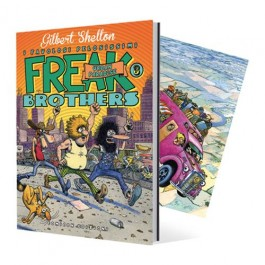 I FAVOLOSI FREAK BROTHERS 3 - URBAN PARADISE ED. LIMITATA