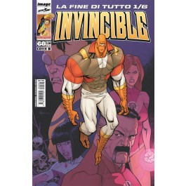 INVINCIBLE 68 - COVER B