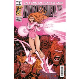 INVINCIBLE 69 - COVER B