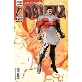 INVINCIBLE 71 - COVER B