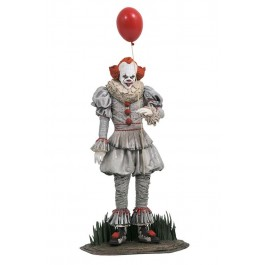 IT GALLERY - CHAPTER 2 - PENNYWISE PVC DIORAMA 25CM