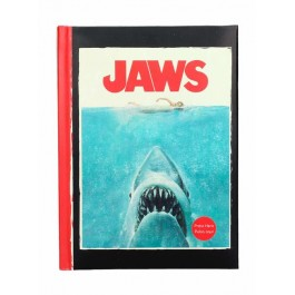 JAWS - NOTEBOOK WITH LIGHT - JAWS