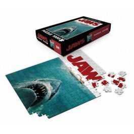 JAWS - PUZZLE - JAWS MOVIE POSTER