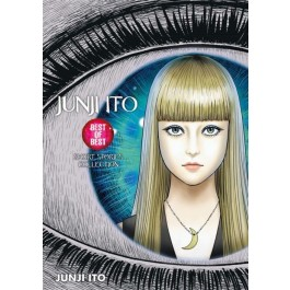 JUNJI ITO BEST OF BEST SHORT STORIES COLLECTION