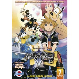 KINGDOM HEARTS II - 7