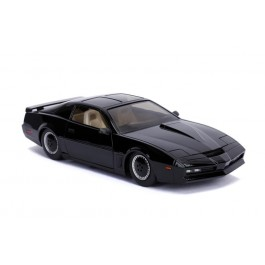 KNIGHT RIDER - PONTIAC TRANS AM 1982 - SCALA 1:24