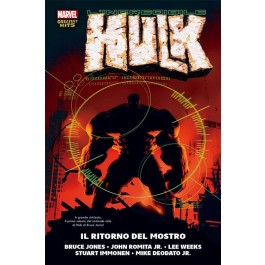 L'INCREDIBILE HULK DI BRUCE JONES 1 - IL RITORNO DEL MOSTRO