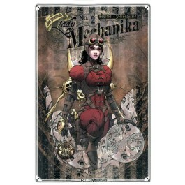 LADY MECHANIKA, VOL. 2