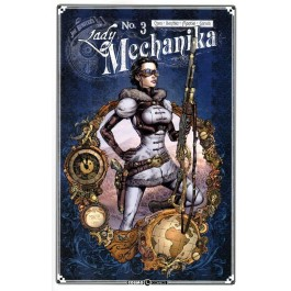 LADY MECHANIKA, VOL. 3