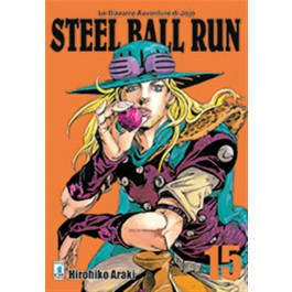 LE BIZZARRE AVVENTURE DI JOJO - STEEL BALL RUN 15