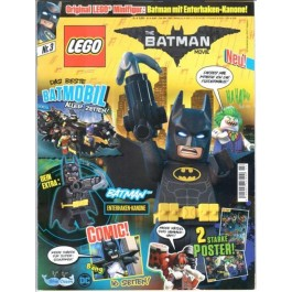 LEGO BATMAN MOVIE 3 - LEGO BATMAN MAGAZINE 11