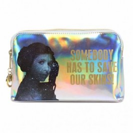 MAKESW01 - STAR WARS - COSMETIC BAG - STAR WARS (PRINCESS LEIA)