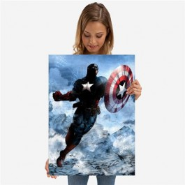 MARVEL - 122462L - CAPTAIN AMERICA
